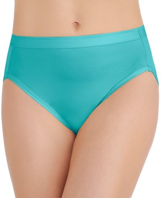 11d333a50a3 Vanity Fair Comfort Where It Counts Hi-Cut Panty 13164