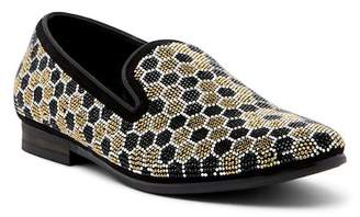 Steve Madden Caspian Embellished Smoking Slipper
