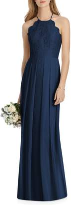Lela Rose Bridesmaid Lux Chiffon Dress