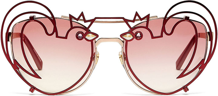 MCM MCM Rooster Sunglasses
