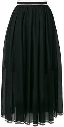 Philosophy di Lorenzo Serafini pleated mid skirt