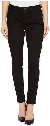 Jag Jeans Sheridan Skinny Platinum Denim in Black Women's Jeans