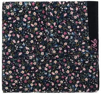 Ralph Lauren floral-print scarf