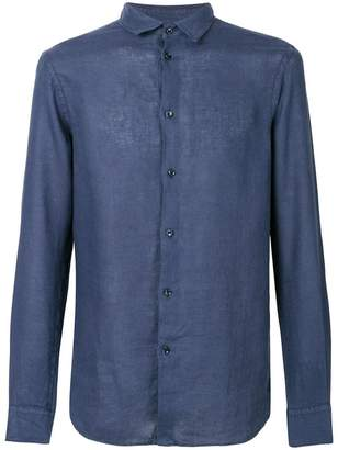 Paolo Pecora slim fit shirt