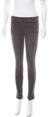 RtA Denim Mid-Rise Jeans