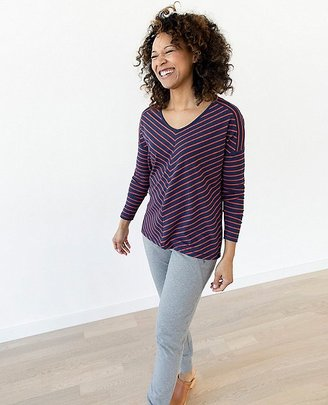 Women Drapey Soft Tee $58 thestylecure.com