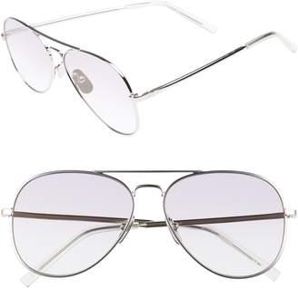 Seafolly Noosa 55mm Metal Aviator Sunglasses