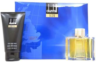 Dunhill Alfred  51.3N for Men-2 Pc Gift Set 3.4-Ounce EDT Spray, 5-Ounce After Shave Balm