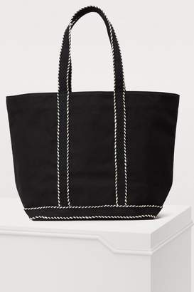 Vanessa Bruno Medium tote bag with braided straps
