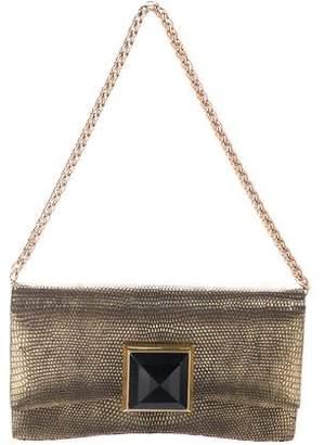 Kara Ross Crystal-Embellished Evening Bag