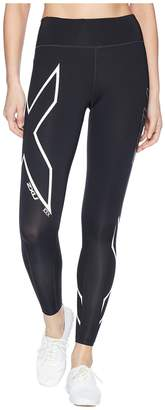 2XU Ice-X Mid-Rise Compression Tights Women's Workout