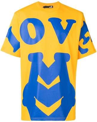 Love Moschino printed oversized T-shirt