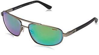 Revo Unisex RE 1013 Nash Aviator Polarized UV Protection Sunglasses