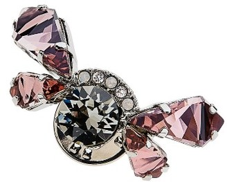 Women's Maison Michel Treasure Peony Landing Brooch $170 thestylecure.com
