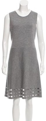 Elie Tahari Merino Wool Sweater Dress $95 thestylecure.com