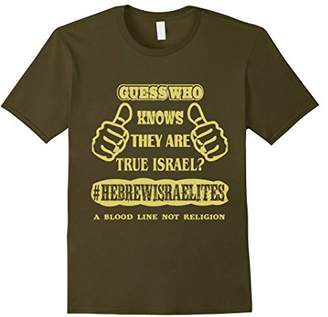 GUESS Who Knows They Are True Israel? | Hebrew Israelite