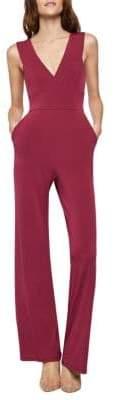 BCBGeneration Tailored Wide-Leg Jumpsuit
