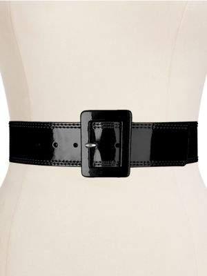 Calvin Klein Patent Leather Belt