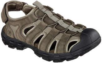 Skechers Mens Garver Strap Sandals