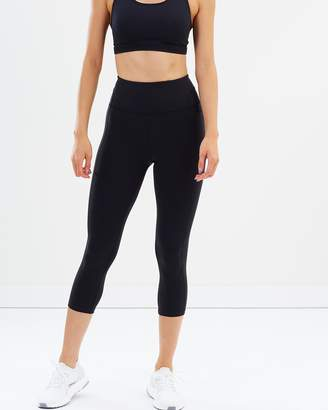 Polo Ralph Lauren High Waist Capri Leggings