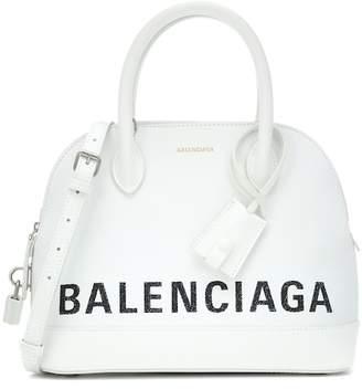 Balenciaga Ville S leather tote