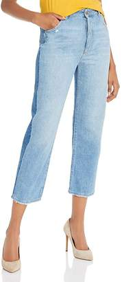 DL1961 Jerry High-Rise Vintage Straight Jeans in Dalida