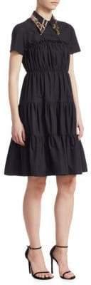 No.21 NO. 21 Embellished Dress