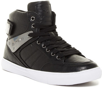 G by GUESS Odean High Top Sneaker $69 thestylecure.com