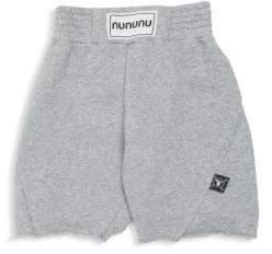 Nununu Little Boy's & Boy's Boxing Sweatshorts