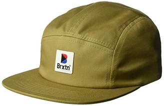 2899490b Brixton Men's Stowell Low Profile Adjustable Snapback Hat