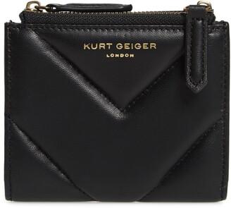 Kurt Geiger London Mini Leather Clutch