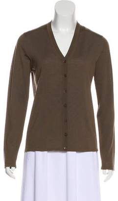 TSE Lightweight Wool Cardigan