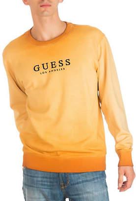 GUESS Originals Roy Crewneck Ombre Sweatshirt