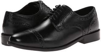 Nunn Bush Norcross Cap Toe Dress Casual Oxford Men's Lace Up Cap Toe Shoes