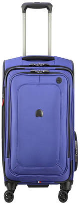 Delsey Cruise Soft Carry-On Expandable Spinner Suiter Trolley