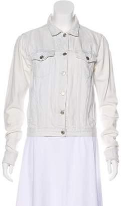 Rag & Bone Button-Up Denim Jacket
