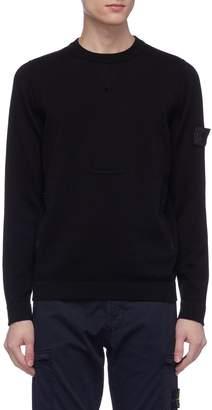 Stone Island Patch pocket sweater