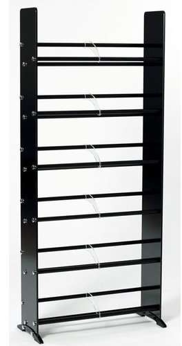 Symple Stuff Deco Storage Multimedia Storage Rack