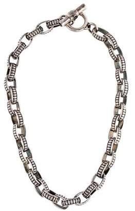Kieselstein-Cord Oval Link Necklace