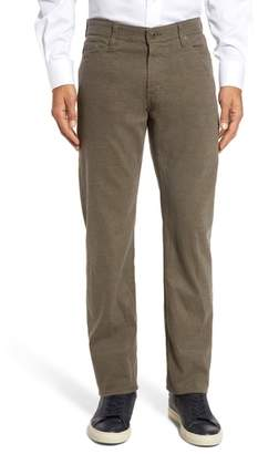 AG Jeans Graduate Tailored Five-Pocket Straight Leg Pants
