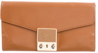 Anya Hindmarch Anya Hindmarch Leather Trifold Wallet