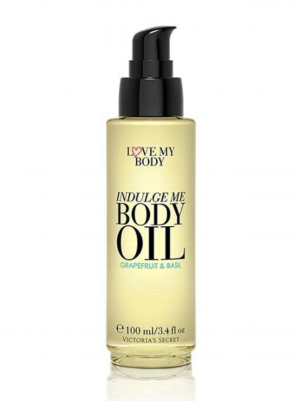 Victoria's Secret Love My Body Indulge Me Body Oil