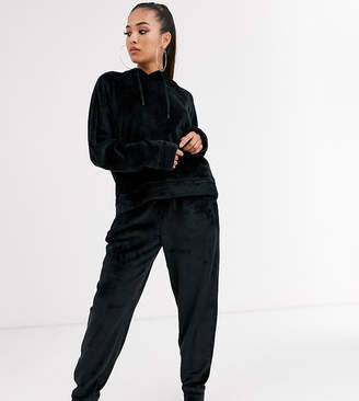 Asos DESIGN Petite lounge super soft hoodie & jogger set
