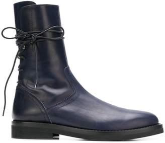 Ann Demeulemeester Vitello Lux boots