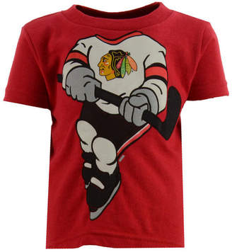 Outerstuff Chicago Blackhawks Hockey Dreams T-Shirt, Infants (12-24 Months)