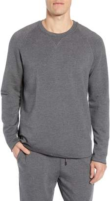 Daniel Buchler Crewneck Modal & Cotton Sweatshirt