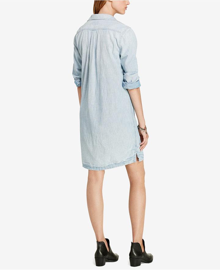 Denim & Supply Ralph Lauren Surplus Shirtdress 5