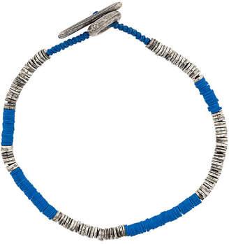 M. Cohen beaded bracelet