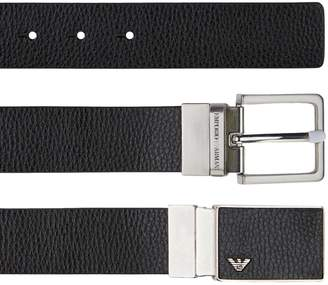 Emporio Armani Belt Multi Buckle Set