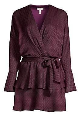 Joie Women's Marcel Print Wrap Dress